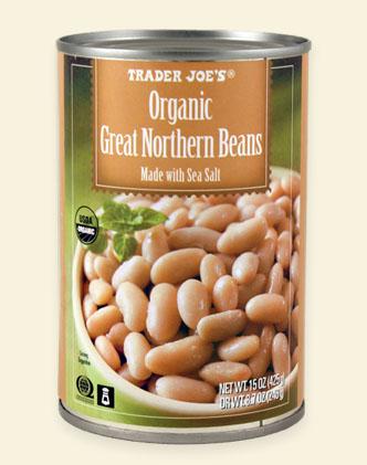 White Bean Plant